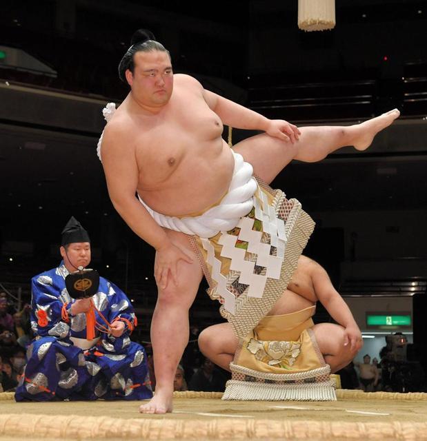20170212 福祉大相撲土俵入り デイリー
