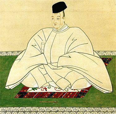 光格天皇肖像