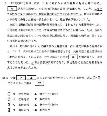 光格天皇評価文章センター