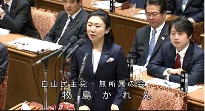 2017.2.1.かれん予算委員会質問