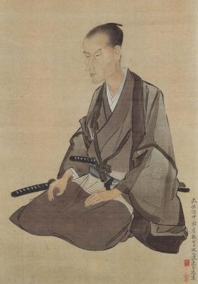 800px-A_portrait_of_Takizawa_Kinrei_by_Watanabe_Kazan.jpg