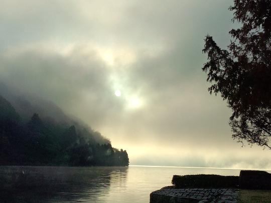 水月湖(三方五湖)