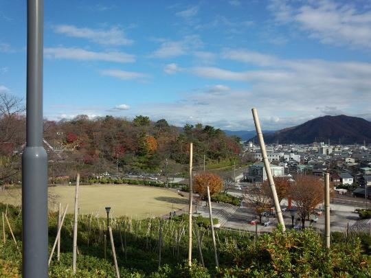 西山公園(鯖江)