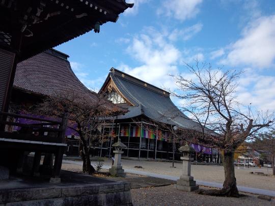 誠照寺(鯖江市)