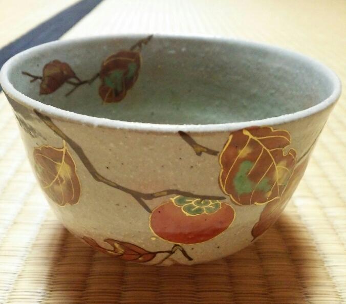 木守り茶碗