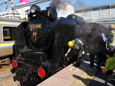 DL勝浦 D51