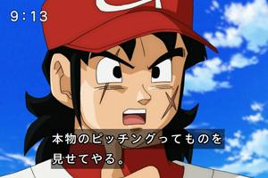 ドラゴンボール超 70話 ネタバレ感想 ヤムチャ野球回