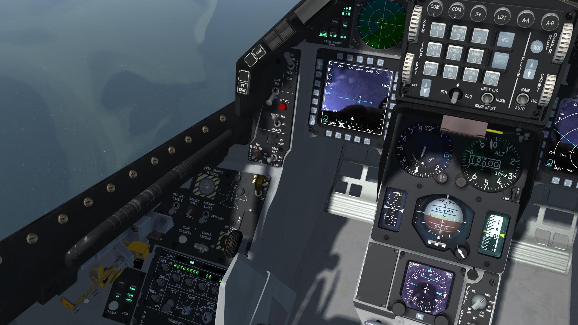 ccip cockpit mod