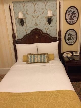 ディズニーランドホテルベット