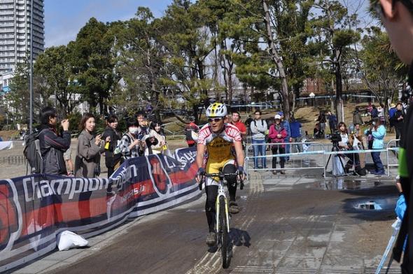 弱虫ペダル 渡辺航先生 自転車レース参加