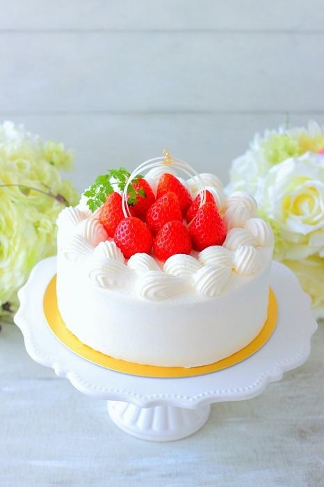 1226桜ちゃんケーキ