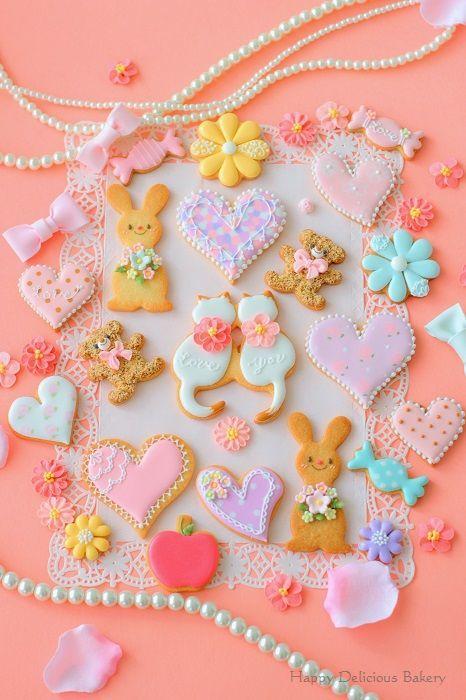 1126バレンタインクッキー