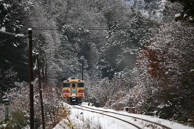 淡雪と いそかぜ