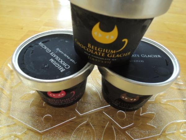 イーペルの猫祭りパッケージ ベルギーチョコレートアイスクリーム としくんお歳暮 (4)