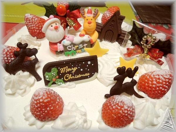 ケンテル 201612 クリスマスケーキ (3)