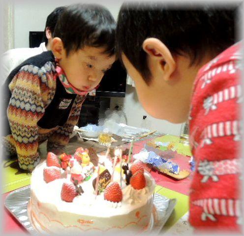 ケンテル 201612 クリスマスケーキ (5)