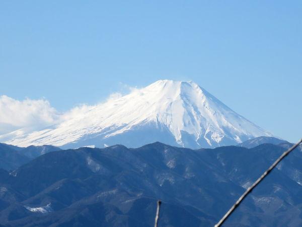 富士山20170111-1-a