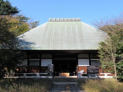 浄真寺三仏堂