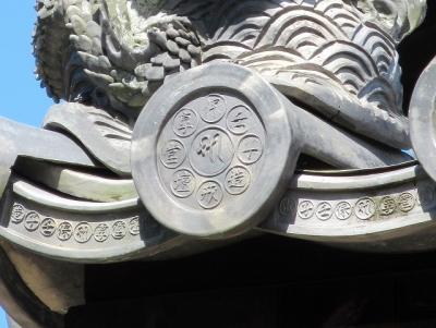 東大寺戒壇堂の瓦