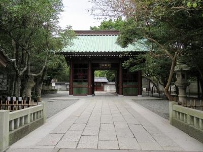 高徳院・仁王門