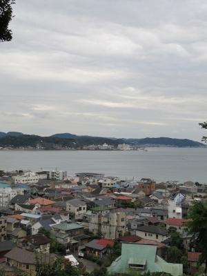 長谷寺・眺望散策路からの眺め