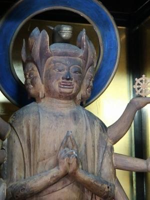 横山神社・馬頭観音