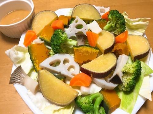 2016-11-15温野菜ディップソース