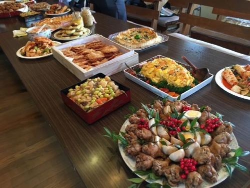 2016-12-25料理の数々