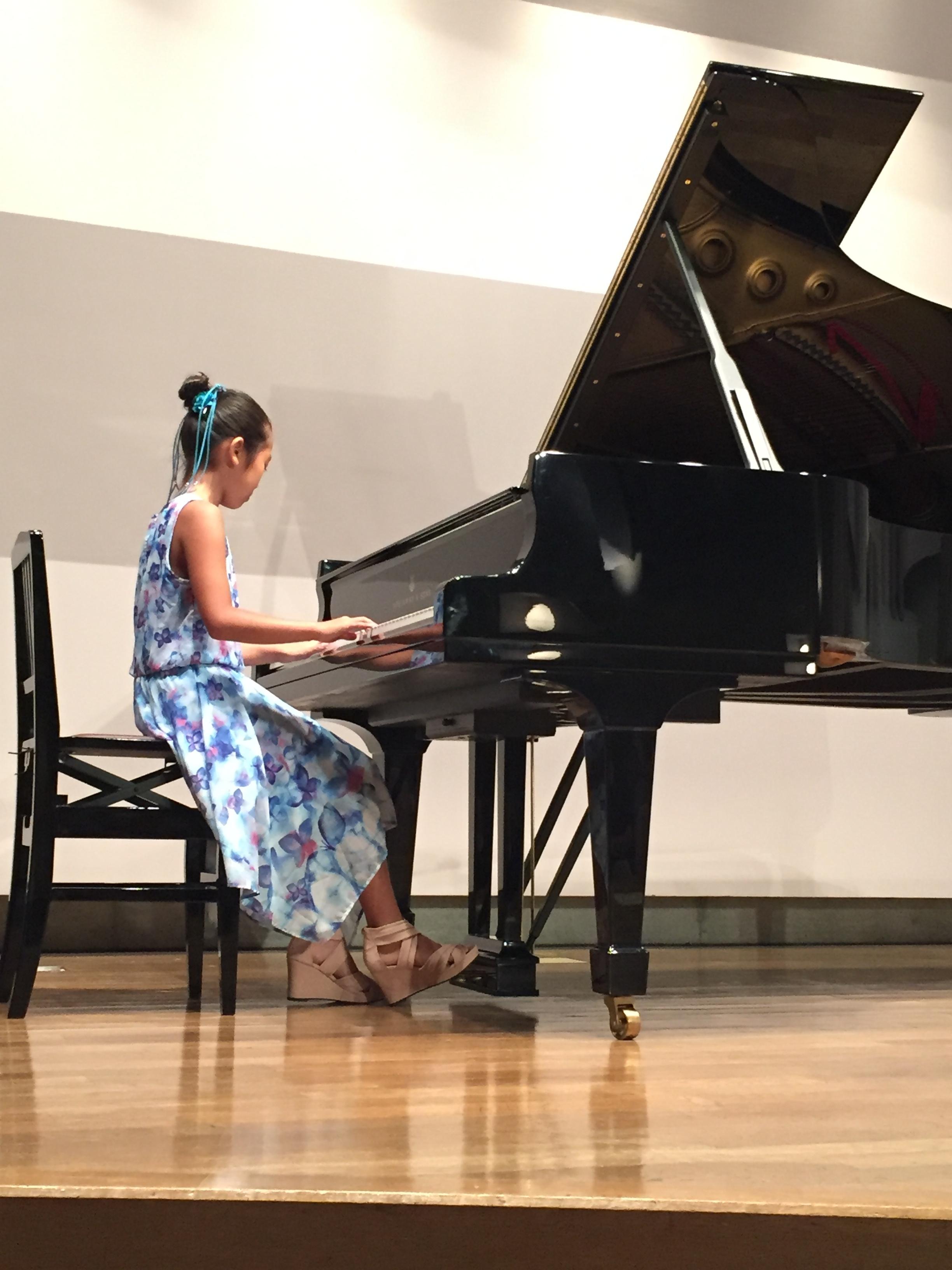 2016ピアノ発表会1