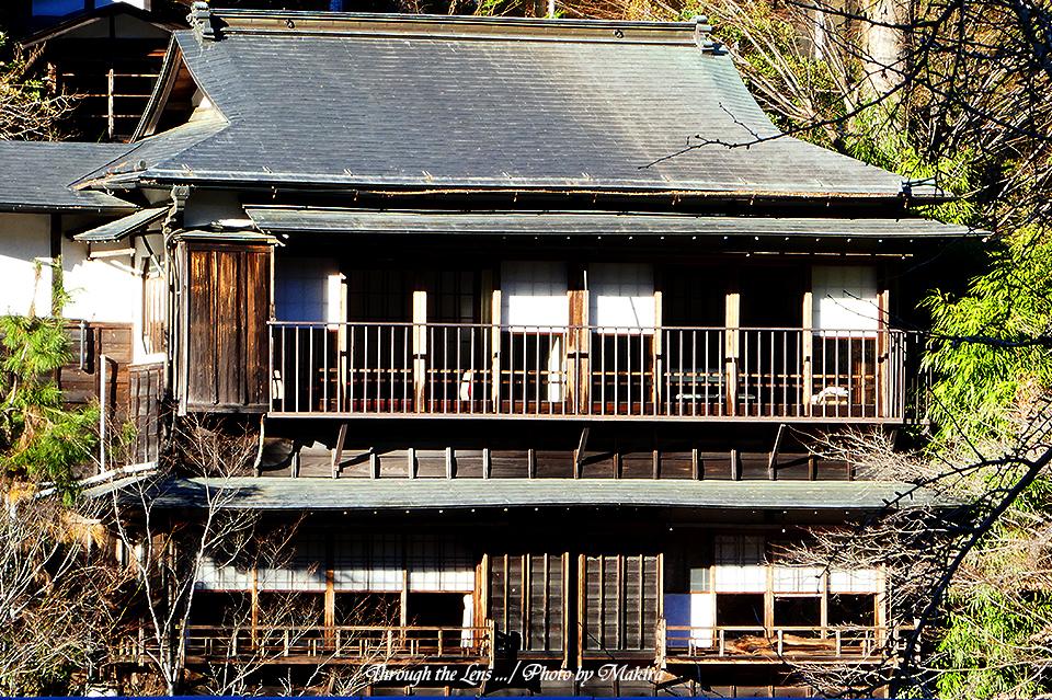 古い造りの家TZ3