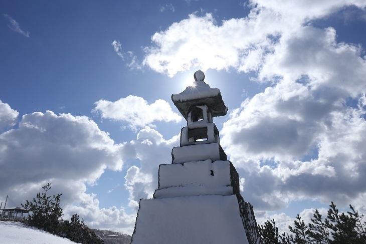 春日崎の石灯籠3