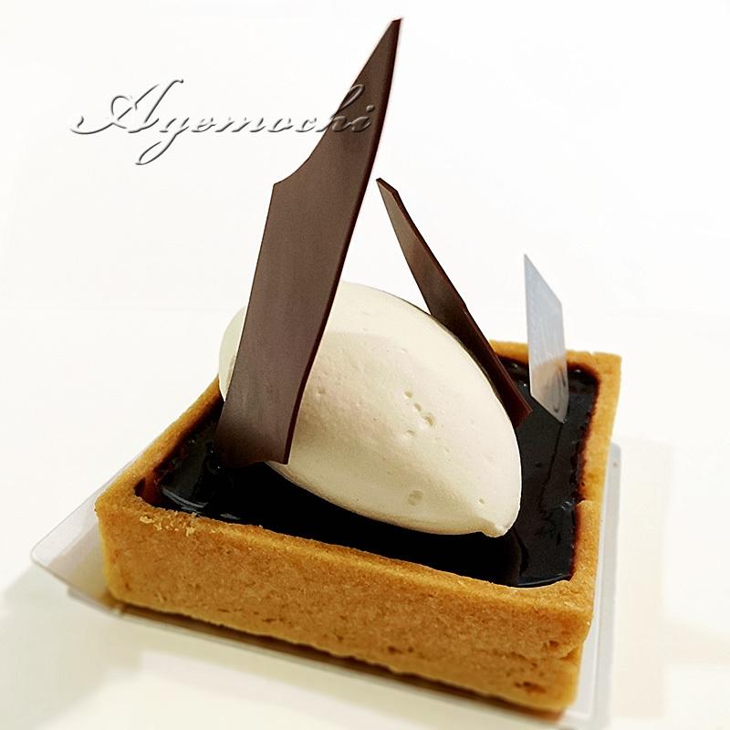 タルト・ショコラ