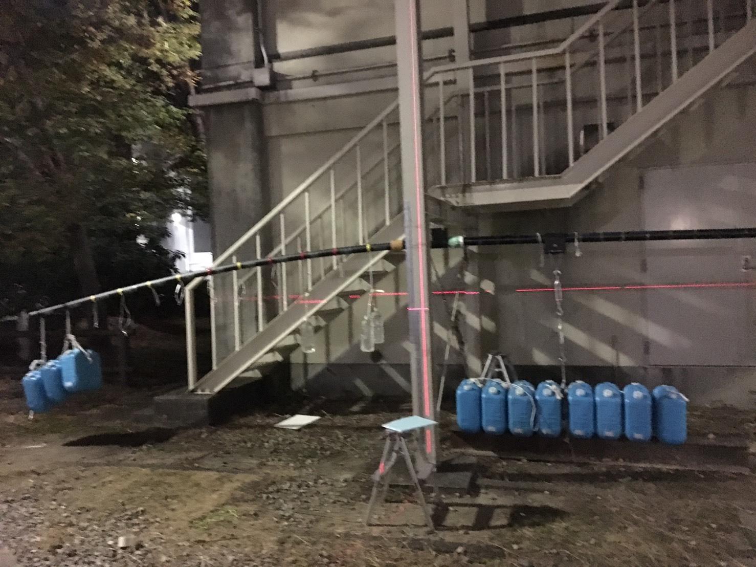 荷重試験2016/11/18その1