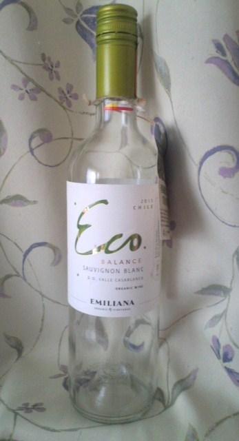 EMILIANA Eco BALANCE(エミリアーナ エコ・バランス ソーヴィニヨン・ブラン)