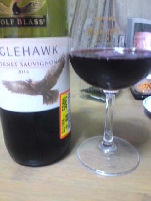 WOLF BLASS EAGLEHAWK CABERNET SAUVIGNON(ウルフ・ブラス イーグルホーク カベルネソーヴィニヨン)