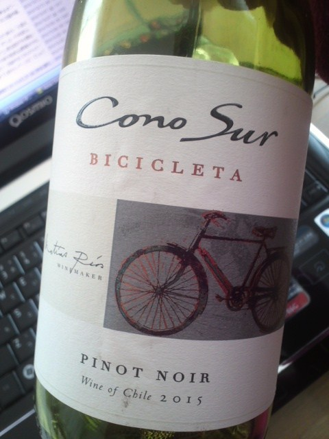 Cono Sur BICICLETA PINOT NOIR VALLE CENTRAL(コノスル ピノ・ノワール ビシクレタ)