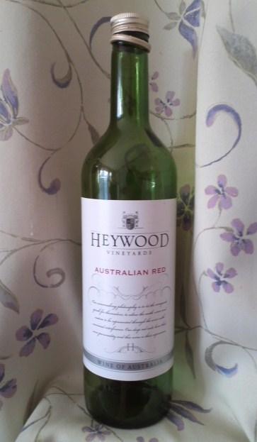 HEYWOOD AUSTRALIAN RED(ヘイウッド オーストラリアン・レッド)