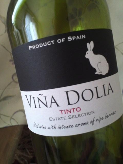 VIÑA DOLIA TINTO(ヴィニャ・ドリア 赤)