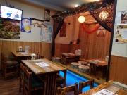 芝公園 ペナンレストラン 店内風景(2017/2/7)