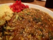 初台 きんもち 野菜カレー(5)(2017/1/26)