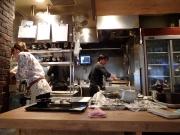 大門 天ぷら食べ放題 Gachi 浜松町芝大門店 店内風景(2017/2/10)