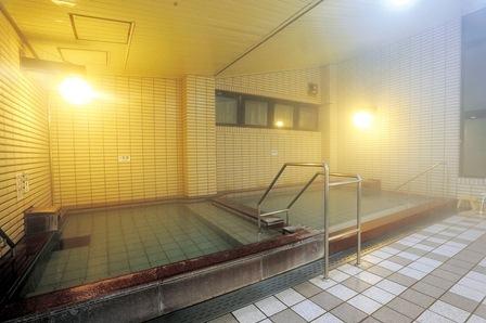 町の湯浴槽