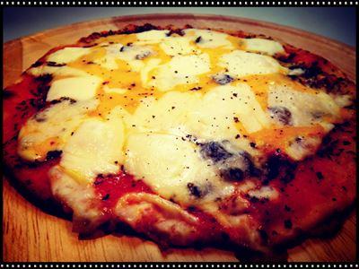 photocat4種のチーズのトマトピザ_R