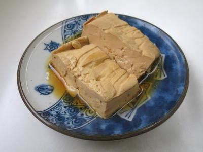 秀来軒煮豆腐