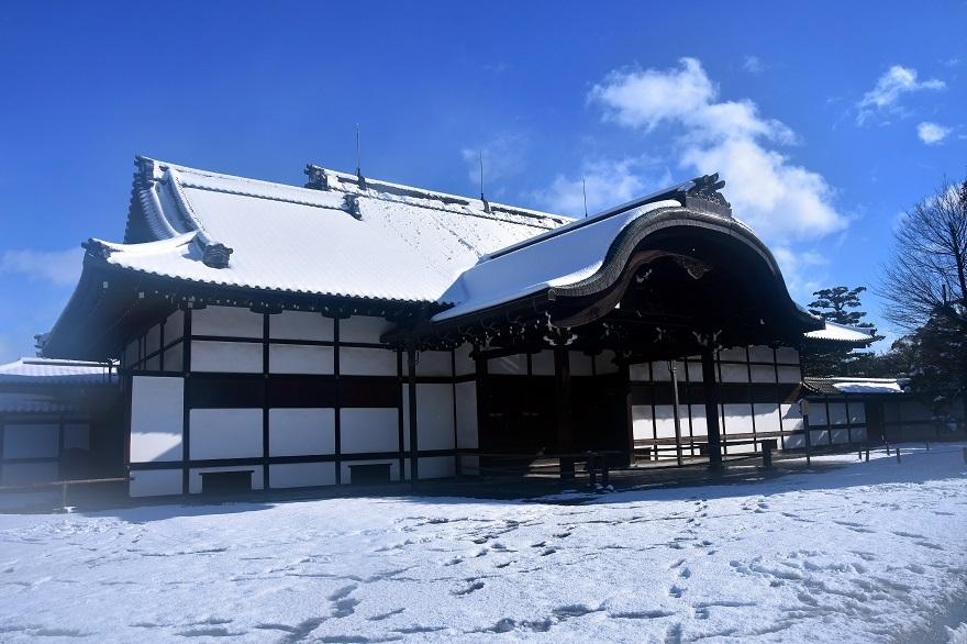 二条城・雪 (0)