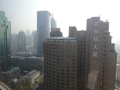 上海インターコンチネンタル浦東