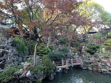 豫園(よえんorユィーユエン)