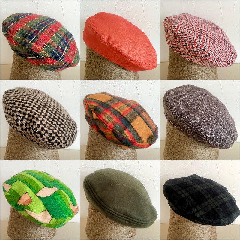 ベレー帽5