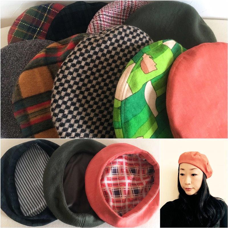 ベレー帽6