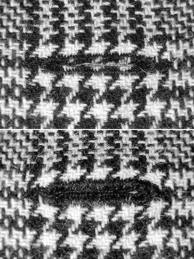 手縫いホール